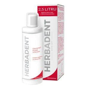 Herbadent Professional Koncentrát bylinné ústní vody 250 ml