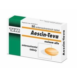 Aescin Teva 20 mg 90 tablet