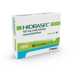 HIDRASEC 100 mg 10 tvrdých tobolek