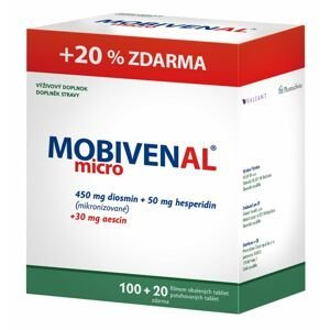 Mobivenal micro 100+20 tablet