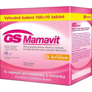 GS Mamavit 100+10 tablet