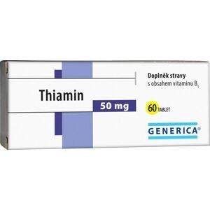 Generica Thiamin 50 mg 60 tablet