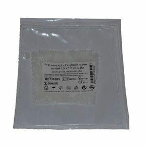 Steriwund Krytí sterilní - mastný tyl 7,5 x 7,5 cm 2 ks
