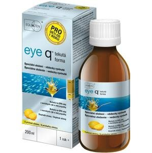 Eye q příchuť citron tekutá forma 200 ml