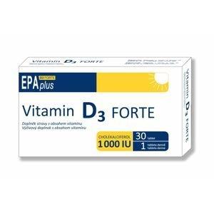 Vitamin D3 FORTE 1000 I.U. EPA plus 30 tablet