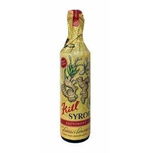 Kitl Syrob Zázvorový 500 ml