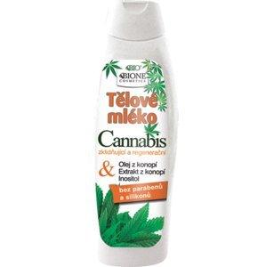 Cannabis Tělové mléko 505 ml