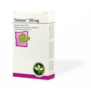 Tebokan 120 mg 30 tablet