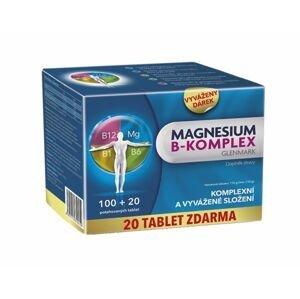 Glenmark Magnesium B-komplex 100+20 tablet