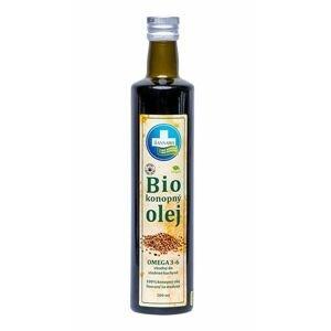 Annabis 100% Bio Konopný olej 500 ml