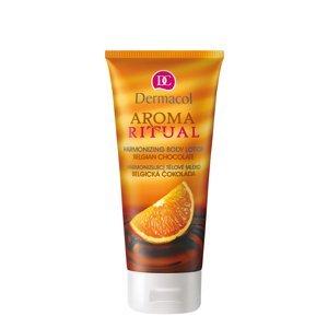 Dermacol Aroma Ritual Harmonizující tělové mléko belgická čokoláda 200 ml