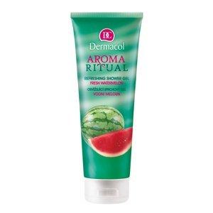 Dermacol Aroma Ritual Osvěžující sprchový gel vodní meloun 250 ml