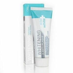 Edel+White Whitening Anti-plaque zubní pasta 75 ml