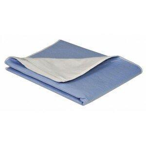 Abri Soft 75 x 85 cm inkontinenční podložka se záložkami pratelná 1 ks
