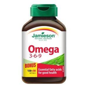 Jamieson Omega 3-6-9 1200 mg 150+50 tobolek
