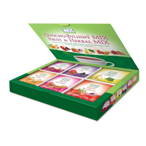 Fytopharma Ovocno-bylinný MIX čajů dárkový 60x2 g