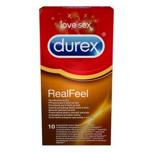 Durex Real Feel kondomy 10 ks