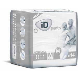 iD Pants Medium Normal plenkové kalhotky navlékací 14 ks