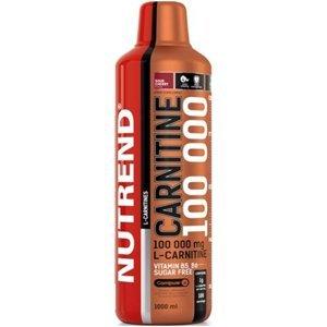 Nutrend Carnitine 100 000 višeň 1000 ml