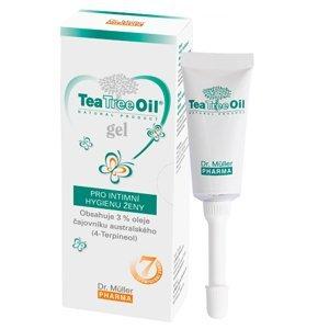 Dr. Müller Tea Tree Oil Gel pro intimní hygienu 7x7,5 ml