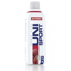 Nutrend Unisport malina + brusinka nápoj 1000 ml