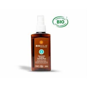Biosolis SUN OIL SPRAY SPF 6 opalovací olej 125 ml