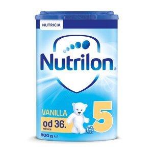 Nutrilon 5 Vanilka 800 g
