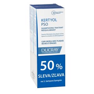 Ducray Kertyol PSO keratoredukční šampon 2x200 ml