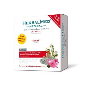 Dr. Weiss HerbalMed MEDICAL 20 pastilek