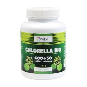 Vieste Chlorella BIO 600+50 tablet