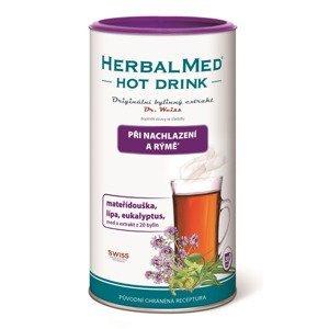 Dr. Weiss HerbalMed Hot Drink nachlazení a rýma 180 g