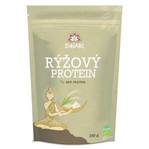Iswari BIO Rýžový protein 80% prášek 250 g