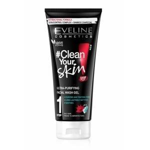 Eveline Clean Your Skin čisticí pleťový gel 200 ml