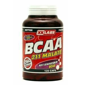 Xxlabs 211 BCAA Malate 120 kapslí