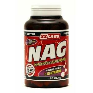 Xxlabs N-Acetyl L-Glutamin 120 kapslí