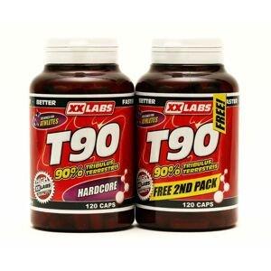 Xxlabs T90 Extreme Testosteron Booster 120+120 kapslí