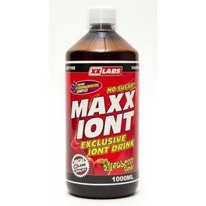 Xxlabs Maxx Iont Sport drink jahoda nápoj 1000 ml