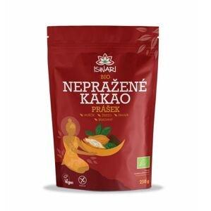 Iswari BIO Kakao nepražené prášek 250 g