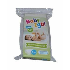 Steriwund Přebalovací podložka Baby2go! 40x60 cm 5 ks
