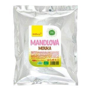 Wolfberry Mandlová mouka BIO 400 g