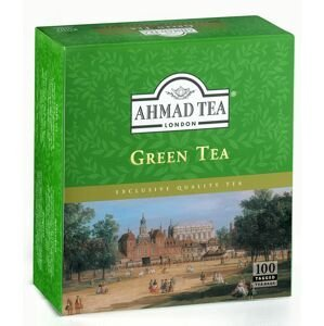 Ahmad Tea Green Tea porcovaný čaj 100 x 2 g