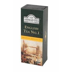 Ahmad Tea English No.1 porcovaný čaj 25x2 g