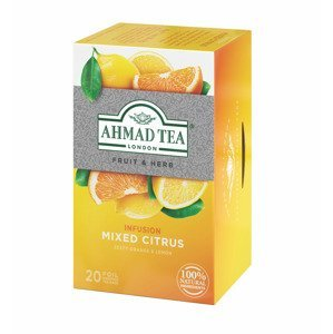 Ahmad Tea Mixed Citrus porcovaný čaj 20 x 2 g