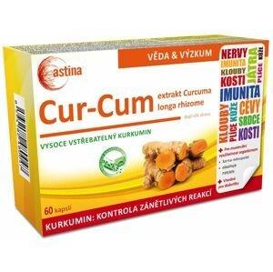 Astina Cur-Cum 60 kapslí