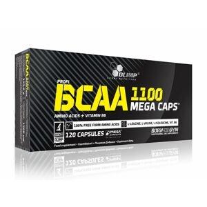 Olimp BCAA Mega caps 1100 cps.120 blister