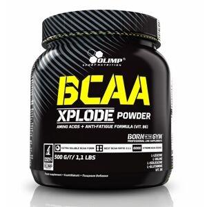 Olimp BCAA Xplode jahoda 500 g