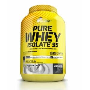 Olimp Pure Whey Isolate 95 čokoláda 2200 g