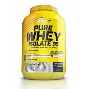 Olimp Pure Whey Isolate 95 jahoda 2200 g