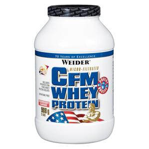 WEIDER CFM Whey Protein chocolate 908 g