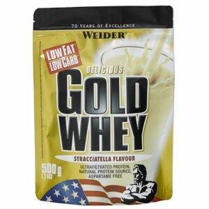 WEIDER Gold Whey straciatella sáček 500 g
